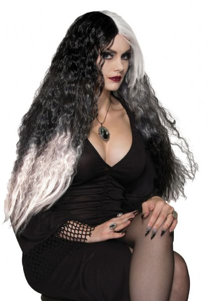 Wicked Mist Halloween Wig Trick Or Treat Fancy Dress